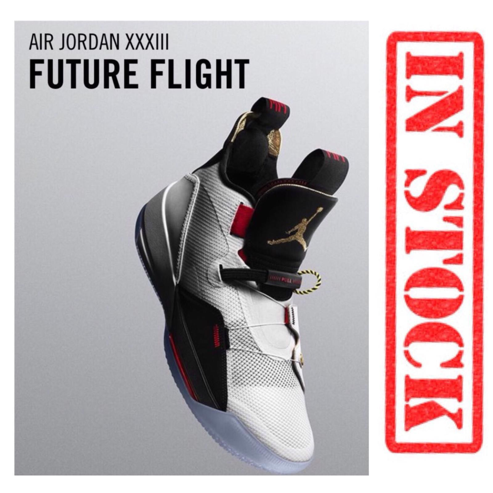 """outlet store d942b abe14 In Stock Air Jordan XXXIII """" FUTURE OF FLIGHT """" Updated Actual ..."""