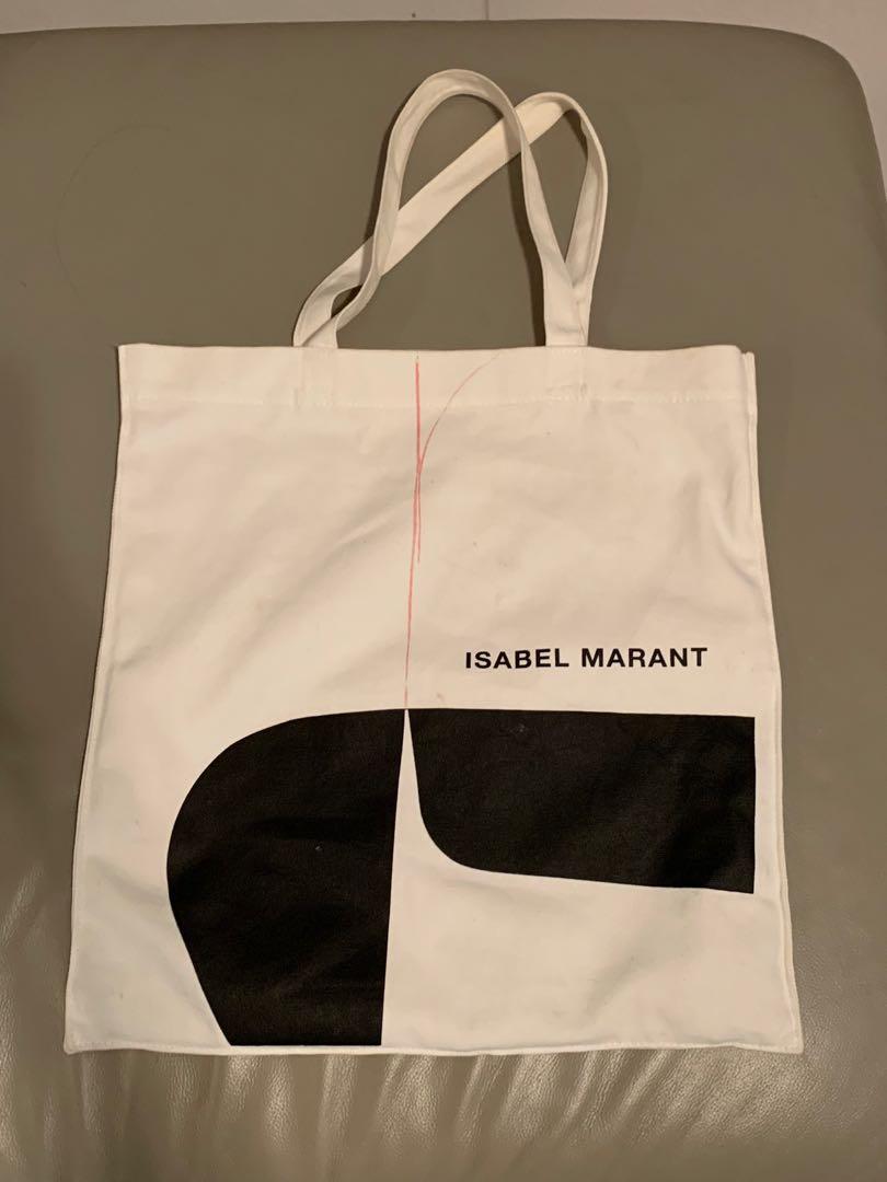 42ffb41b4 Isabel Marant canvas tote bag, Women's Fashion, Bags & Wallets ...