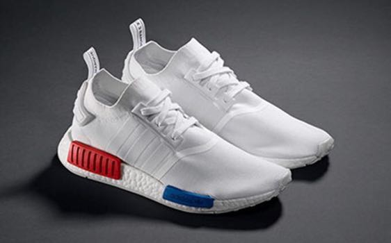 4f42a832485f LIMITED EDITION  Adidas NMD Runner PK OG Vintage White New