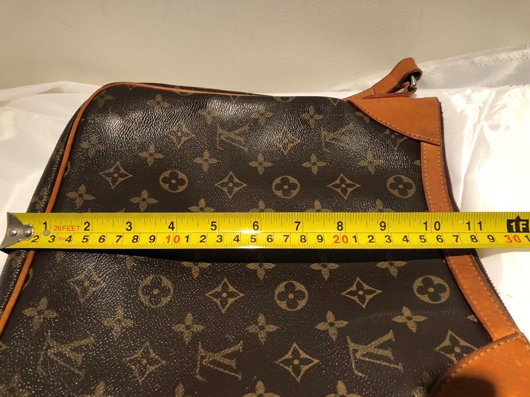 Louis Vuitton odeon sling bag