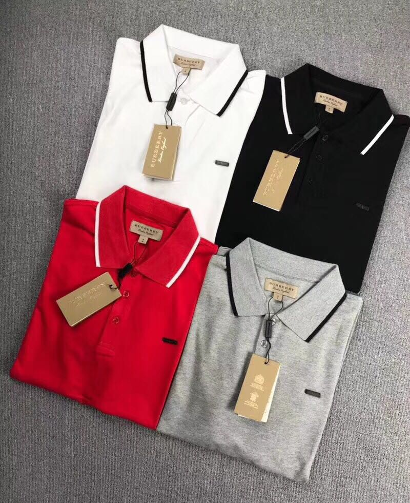 d91bba534e2928 Men's Burberry Polo Shirt, Men's Fashion, Clothes, Tops on Carousell