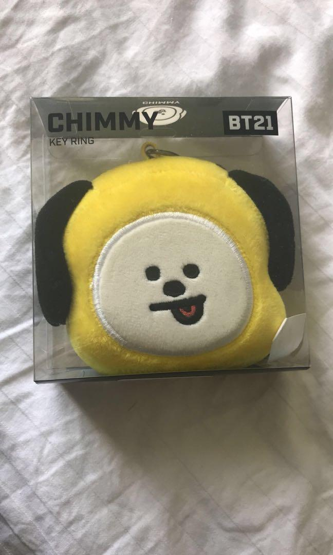 Official BT21 bag charm