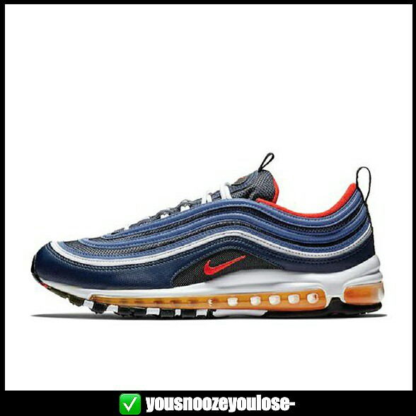 ea0b22ad8cafb ... italy preorder nike air max 97 midnight navy habanero red yellow  bulletin board preorders on carousell