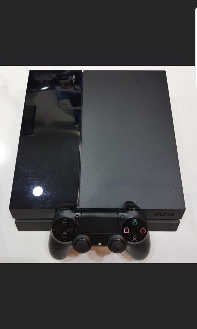 PS4 fat 5 05 CUH1006A