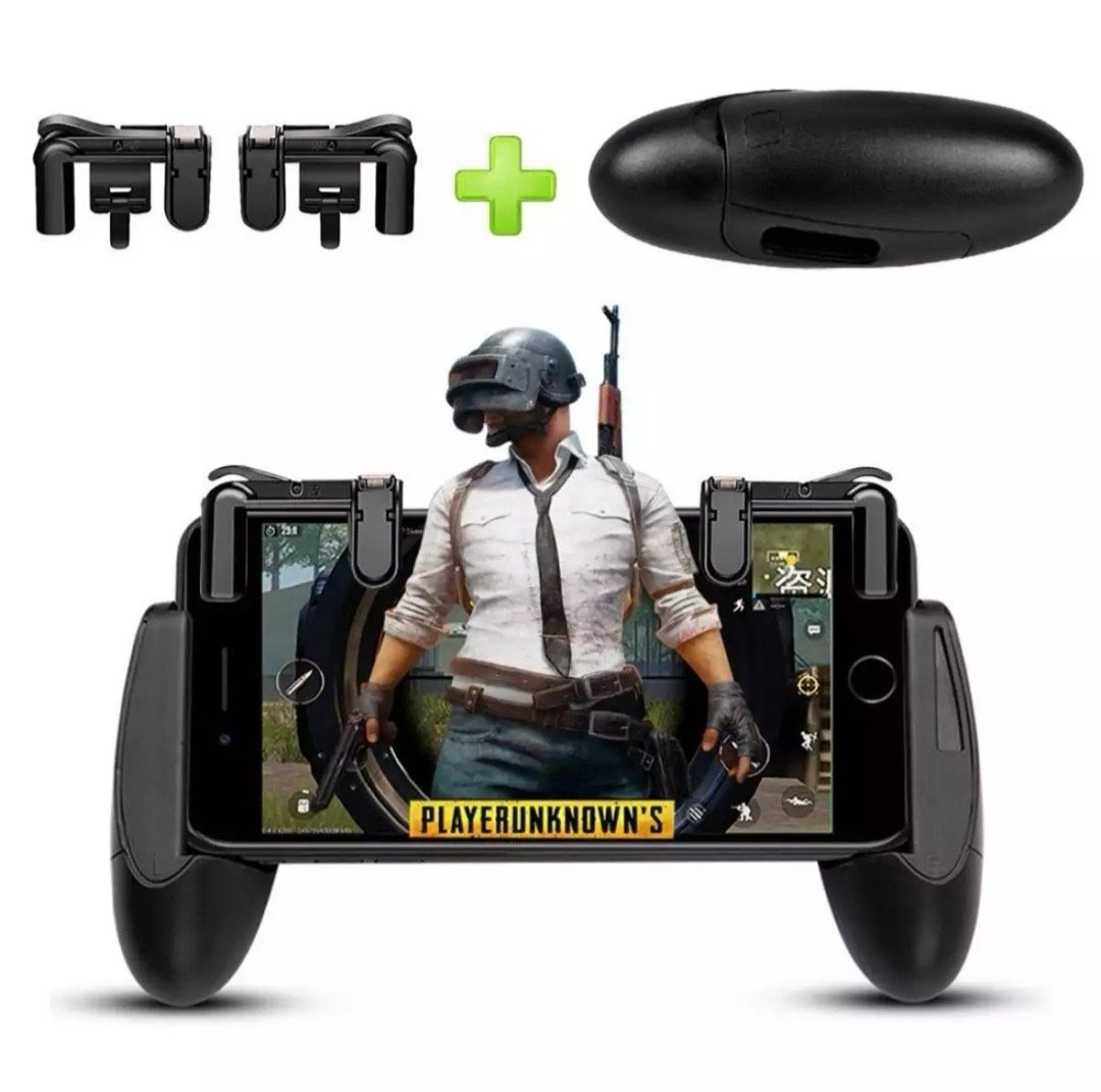a74601ae9 Pubg Gamepad handle and Joystick Fire Button shooting games