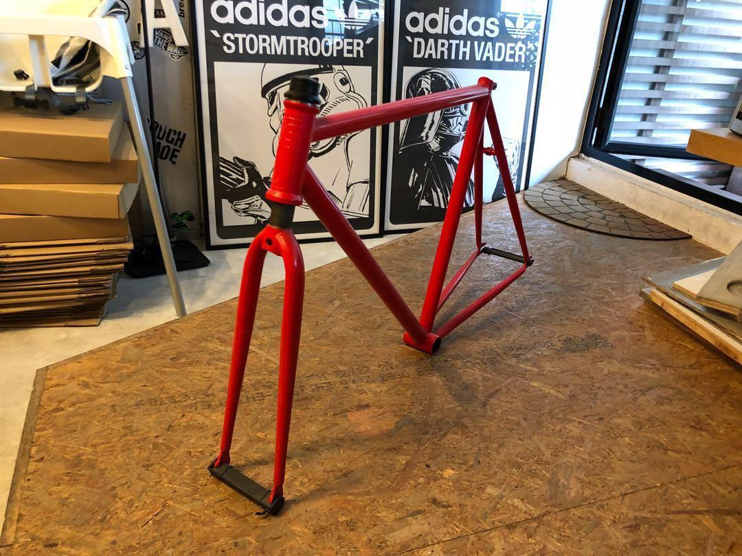 Rotterdam Fixed Gear Frame 52cmH 93cmW