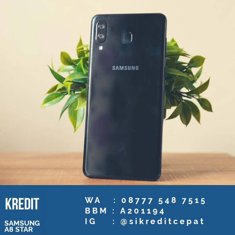 Samsung A8 Star Garansi Resmi Telepon Seluler Tablet Ponsel Android Di Carousell