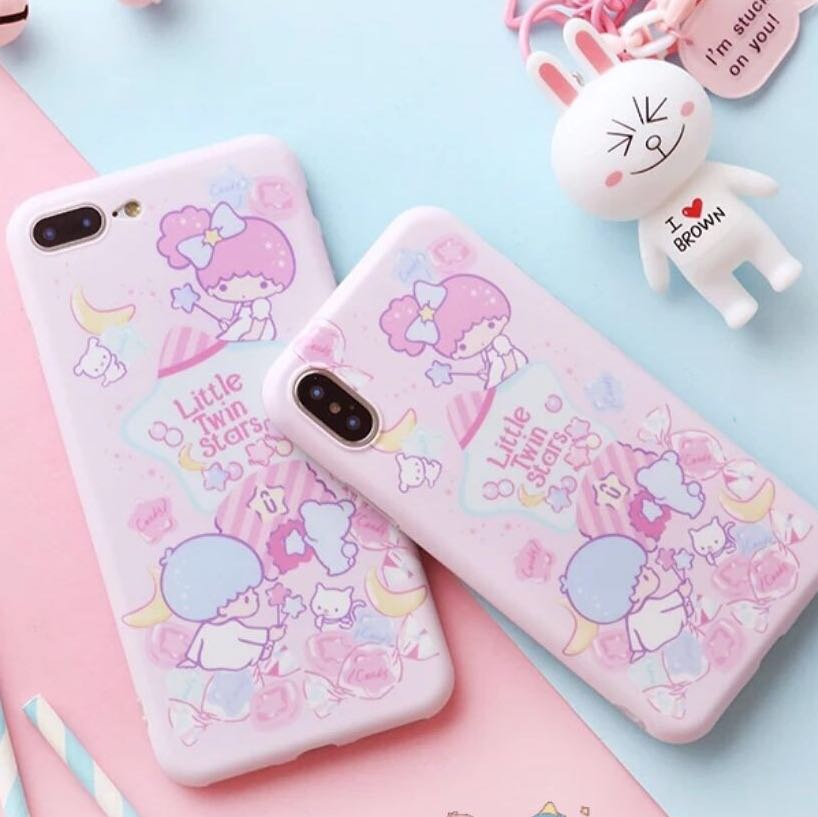 sports shoes 15448 239d8 Sanrio Little Twin Stars iphone case / cover