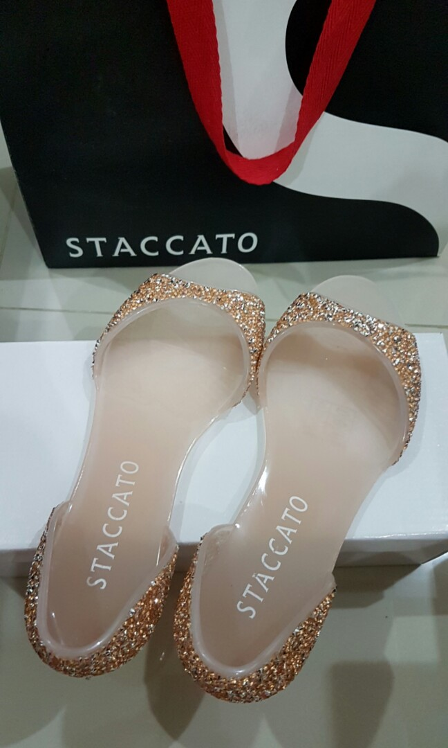 Staccato jelly shoes 475e53c93f