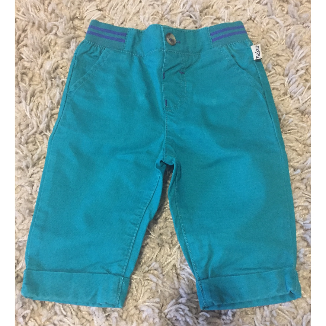 0fb0bfeddf8c Ted Baker baby boys chino trousers 3-6 months