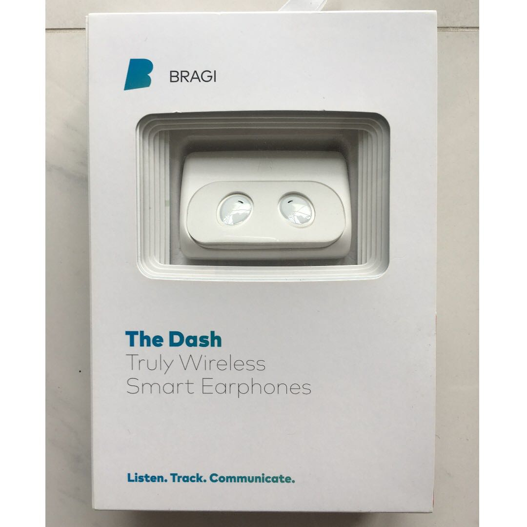 9a73fc6f46a THE DASH Truly Wireless Smart Earphones, Electronics, Audio on Carousell