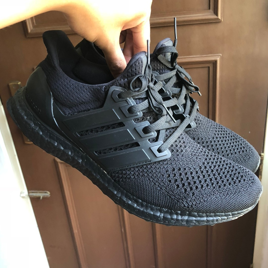 the latest d6fc0 59033 WTS 4 Nos. of Adidas Sneakers (Ultra Boost 1.0, NMD  EQT), M