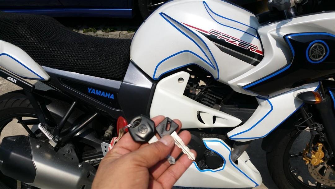 Yamaha Motorbike Key, Motorbikes, Motorbike Accessories on
