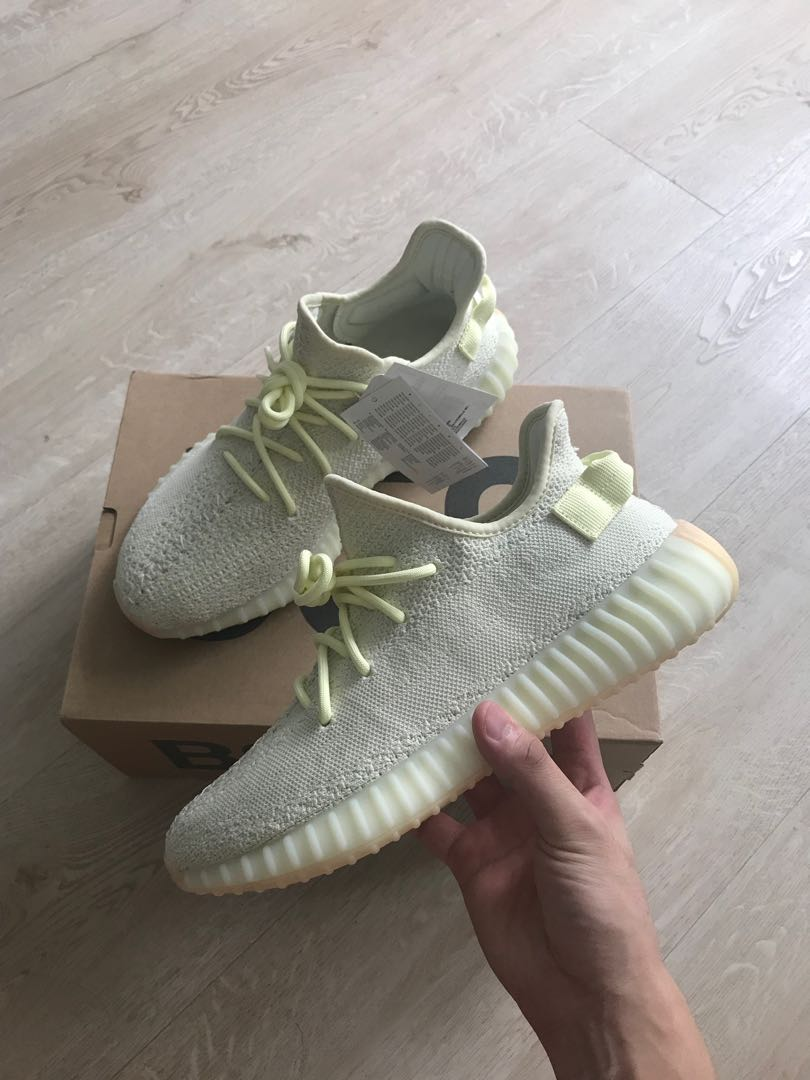 new product 08a19 dabbb Yeezy boost 350 butter US9.5