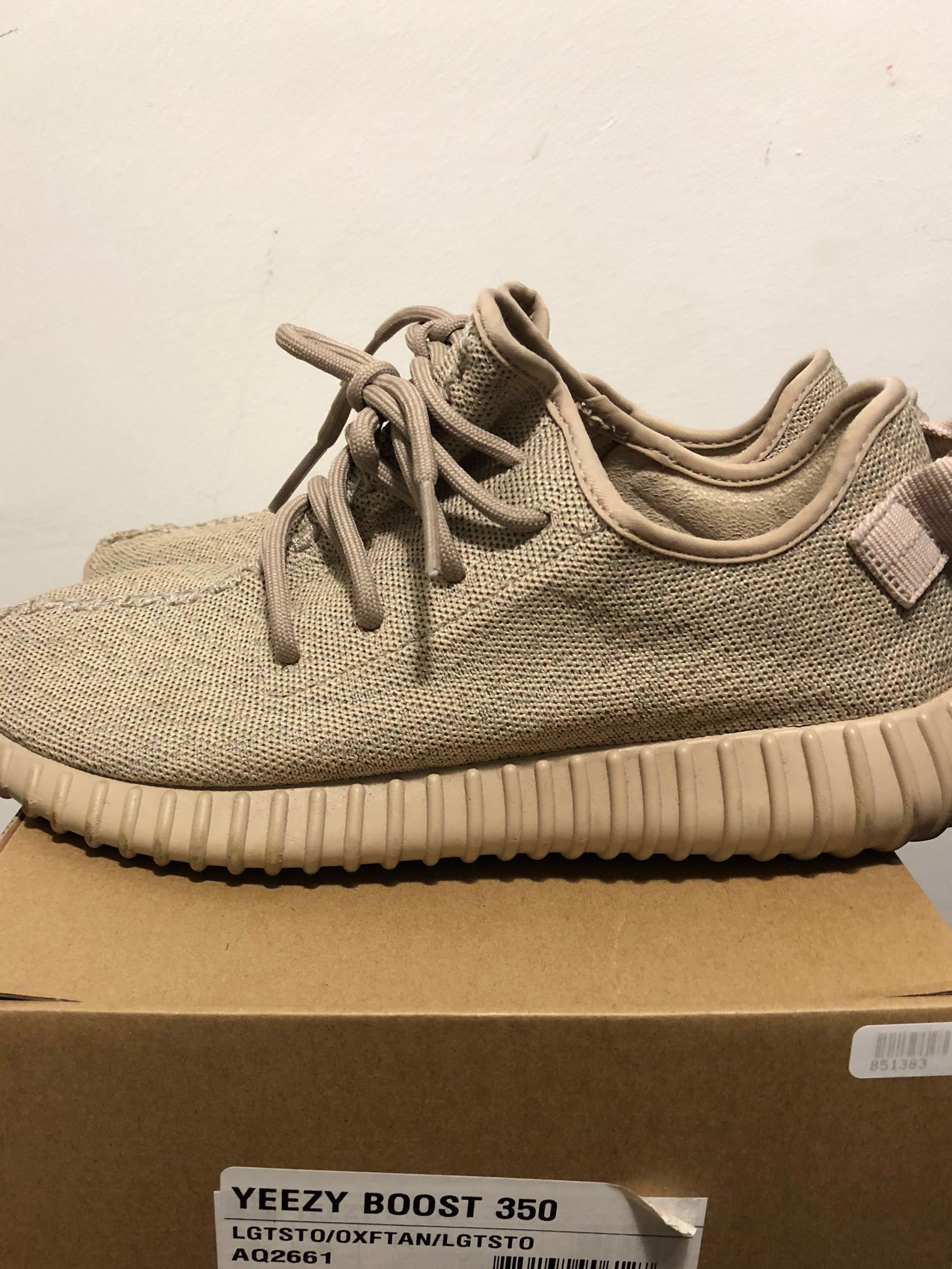 bf6214d8ed2c7 Yeezy Boost 350 Oxford Tan