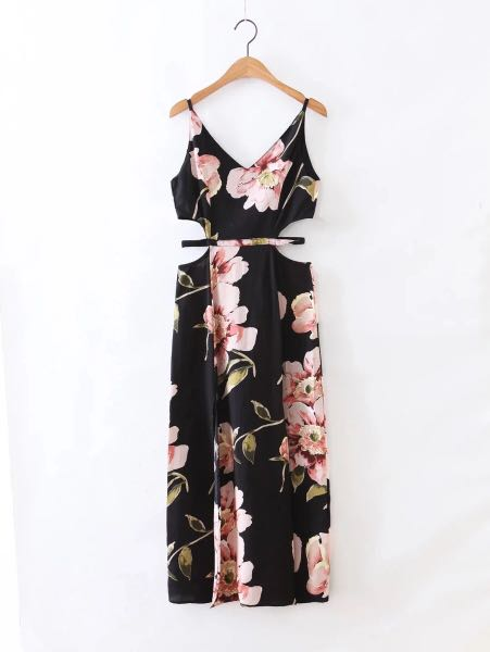 c4605fc8667 Zara inspired maxi dress