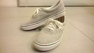 🚚 VANS Authentic 灰色低筒男鞋