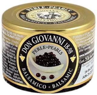 🚚 義大利 Don Giovanni Balsimic Pearl 巴西米克醋珍珠