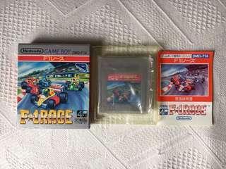 Gameboy 經典 - F1 Race