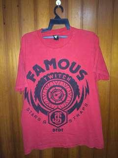 Famous X Twitch Tee