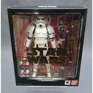 MISB S.H. Figuarts Star Wars Rogue One Stormtrooper (The Black Series Darth Vader Maul Boba Fett Clone Trooper Revoltech MAFEX)