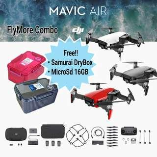 DJI Mavic Air Flymore Combo/Pre 11.11 Sale! Cheapest In Town/Best Seller Reviews!