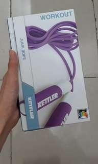 Kettler jumping rope
