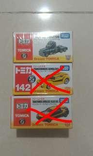 Tomica dream (transformers)