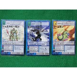 (S) JewelBeemon Evo Set + Free 5 Random Cards Digimon TCG