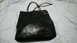 Anteprima leather tote - price is final😘