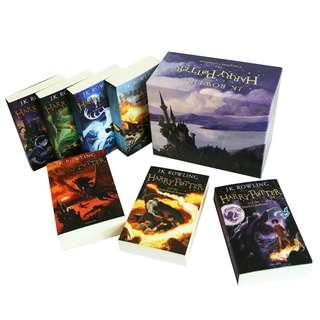 🚚 Harry Potter Deluxe Gift Set Edition (USA Import)