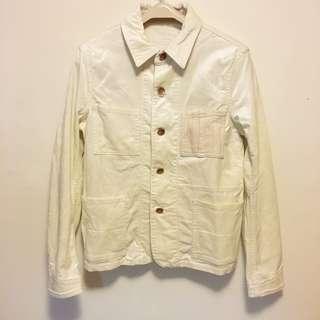 initial Ladies shiny velveteen Jacket