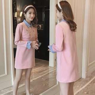 Nursing Pink Dress