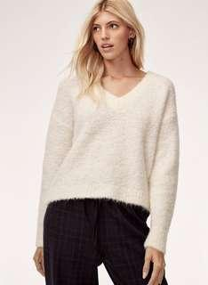 Aritzia Wilfred Marseille Sweater