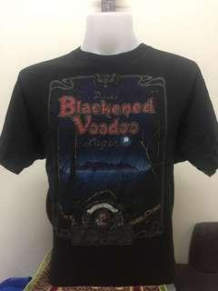 Tshirt Blackened Voodoo