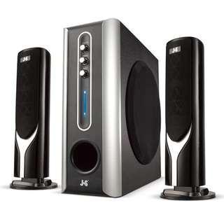 🚚 JS-重低音多媒體喇叭