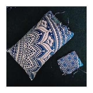 Mandala pillow cover