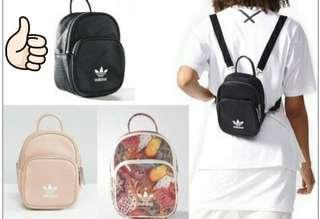 💯✔ Adidas Mini Bagpack (Quality & Branded) Back to popular demand!