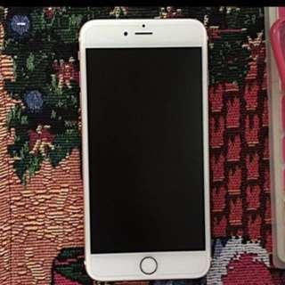 Iphone6s plus 64gb newly replaced Batt