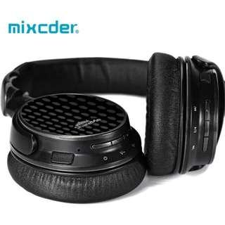 Immersing yourself in wherever that takes you. With a pair of Mixcder ShareMe Pro headphones on your head you can do just that!