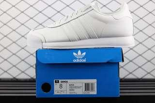 🚚 Adidas Originals Samoa White