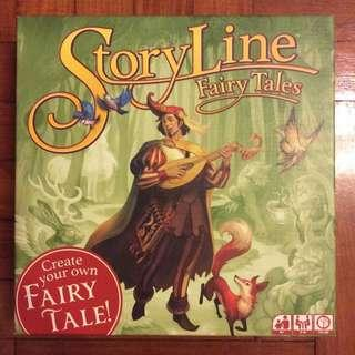 Storyline Fairy Tales board game