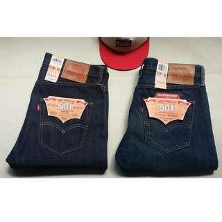 LEVIS 501 SHRINK - TO - FIT