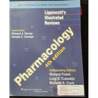 Lippincott's Illustrated Reviews Pharmacology (4th ed)