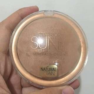 Sun Glow Mineral Bronzing Powder
