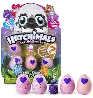 BN Authentic Hatchimals Colleggtibles 5 pack
