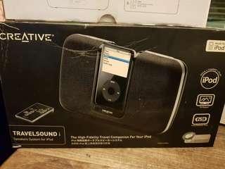 Creative Dock for Ipod