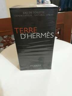 EAU DE TOILETTE TERRE D'HERMES