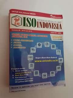 Buku ISO Indonesia volume 49