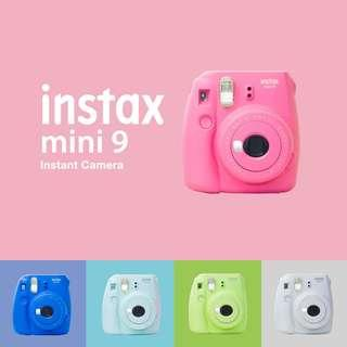 fujifilm insyax mini 9 camera